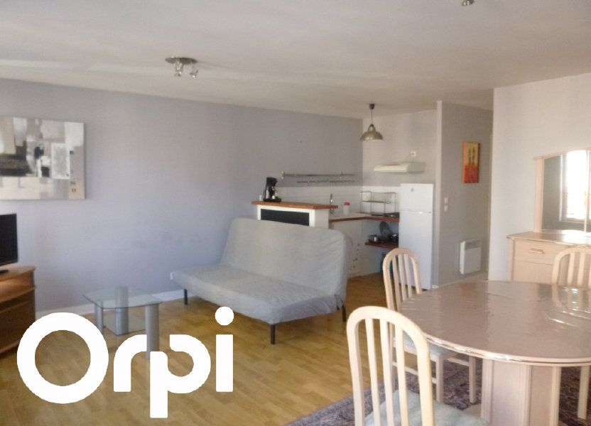 Appartement à louer 56.5m2 à Pont-Audemer