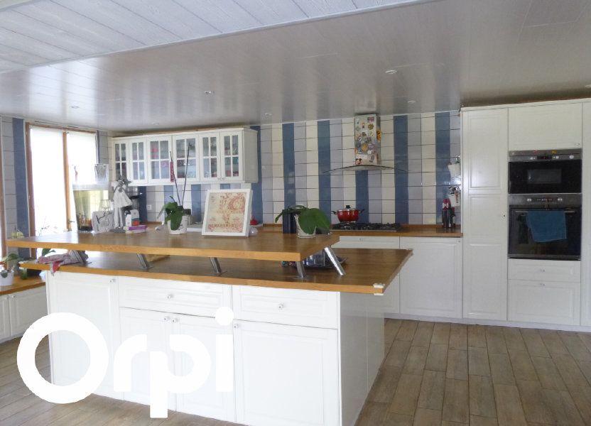 Maison à vendre 200m2 à Manneville-sur-Risle