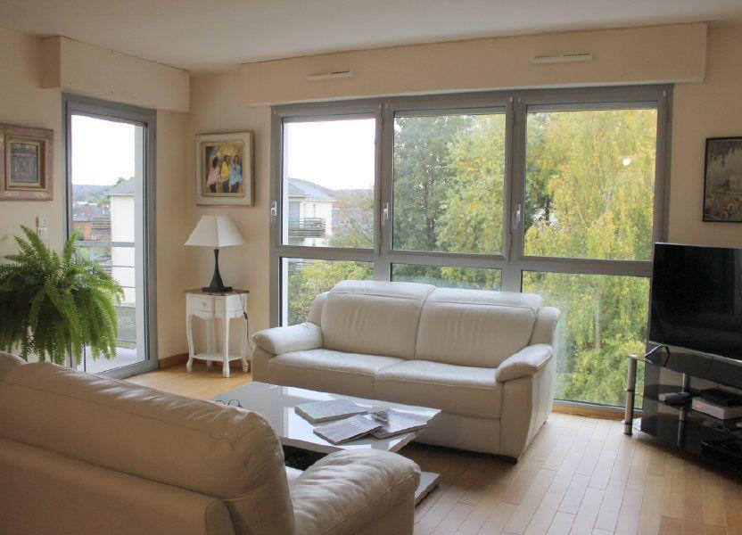 Appartement à louer 65.28m2 à Pont-Audemer