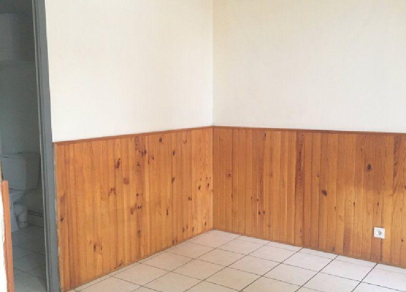 Appartement à louer 25.5m2 à Pont-Audemer