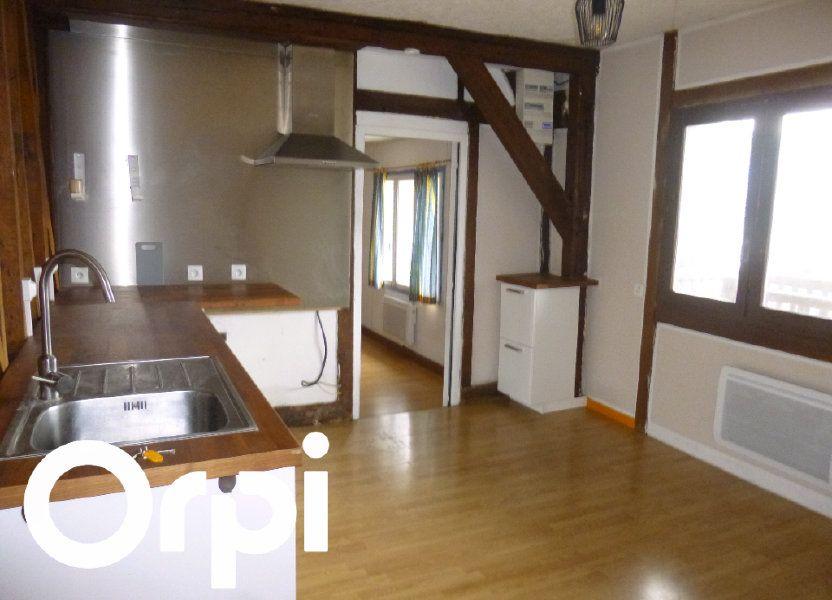 Appartement à louer 77m2 à Pont-Audemer