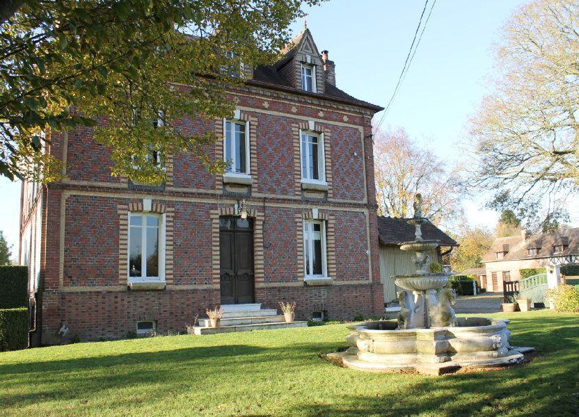 Maison à vendre 400m2 à Saint-Mards-de-Blacarville