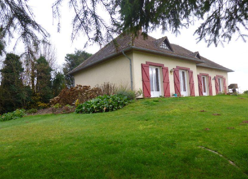 Maison à vendre 128m2 à Lieurey