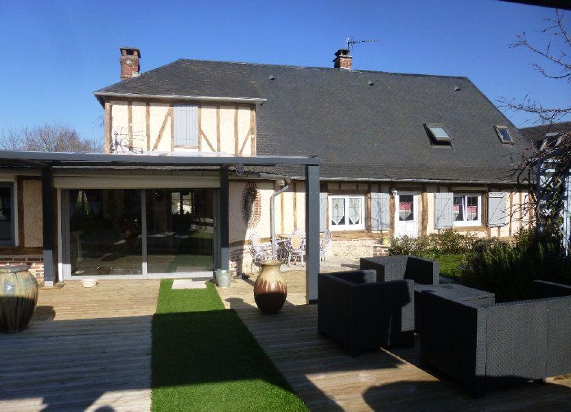 Maison à vendre 145m2 à Montfort-sur-Risle