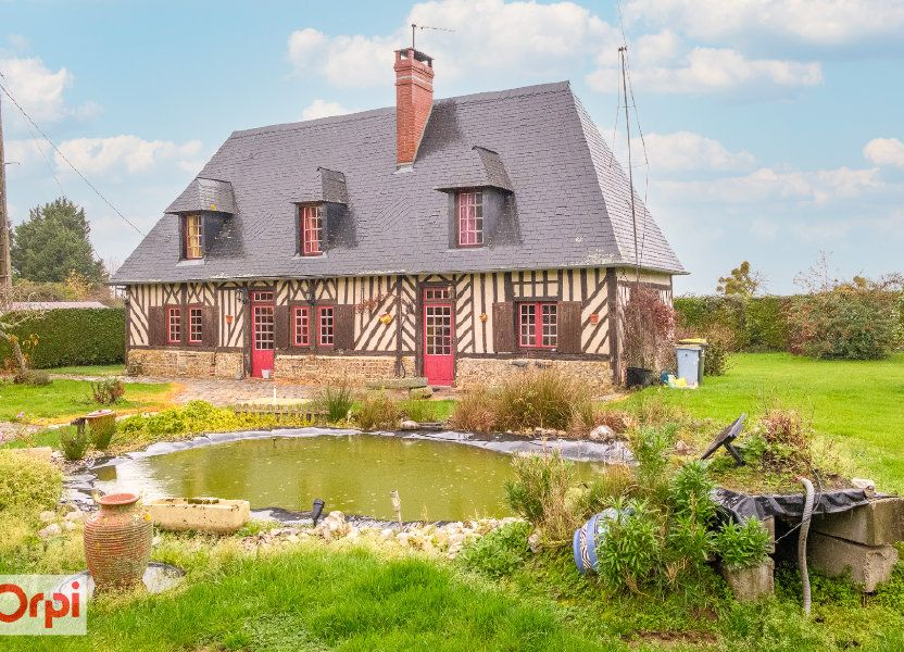 Maison à vendre 115m2 à Thiberville