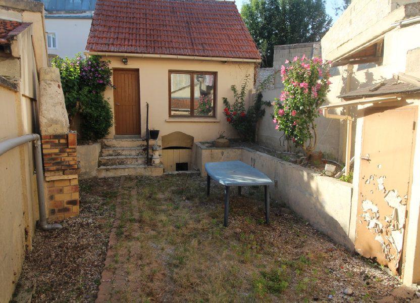 Maison à vendre 57m2 à Lizy-sur-Ourcq