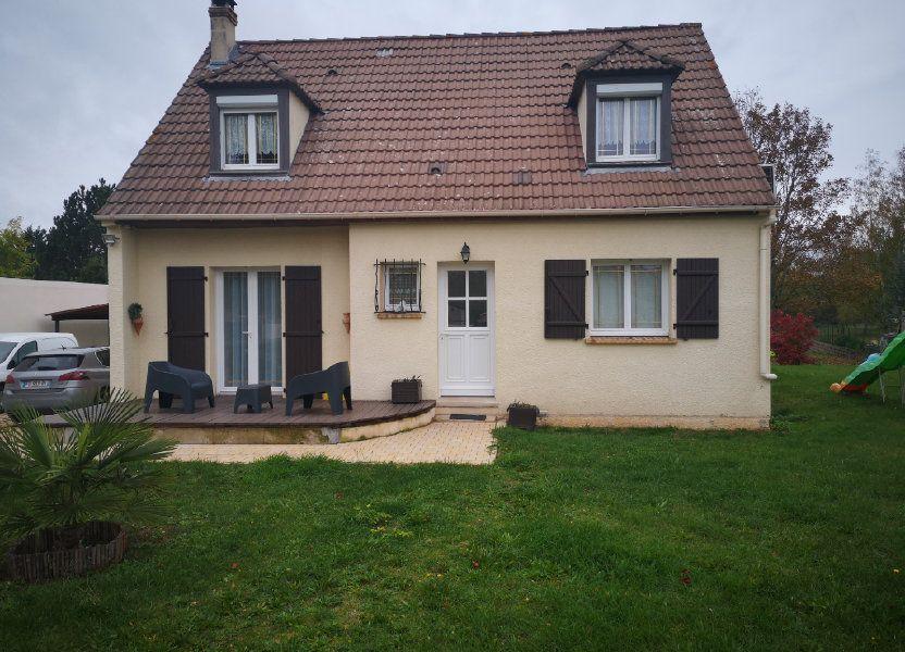 Maison à vendre 117m2 à Germigny-l'Évêque