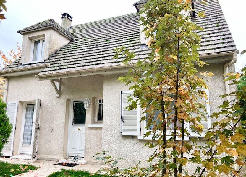 Maison à vendre 97m2 à Étrépilly