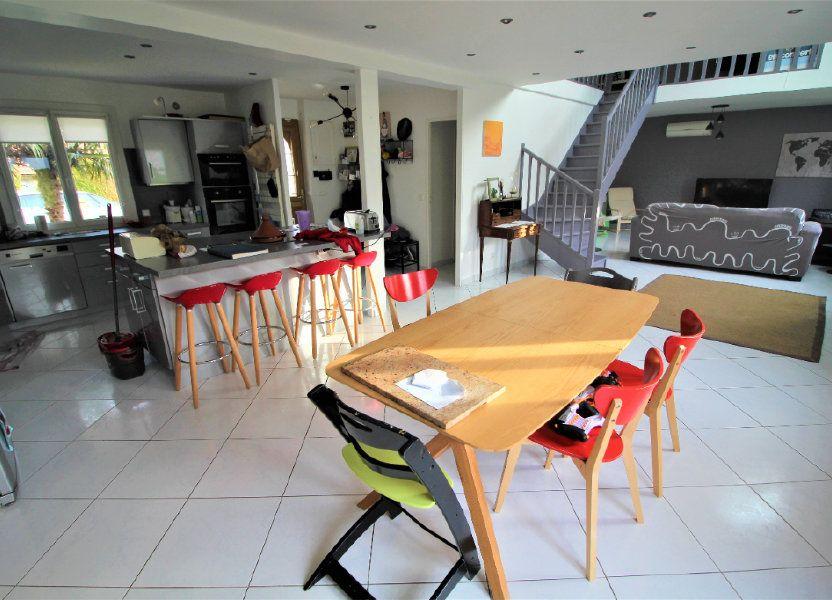 Maison à vendre 160m2 à Saint-Soupplets