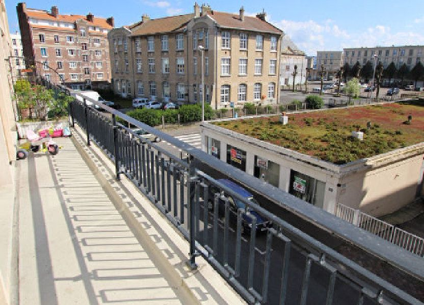 Appartement à louer 68.01m2 à Le Havre