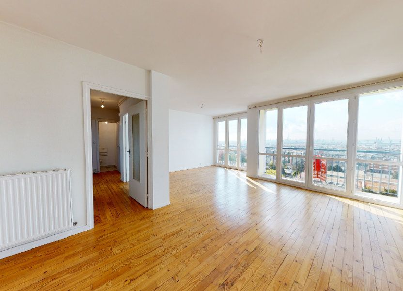 Appartement à louer 72.43m2 à Le Havre