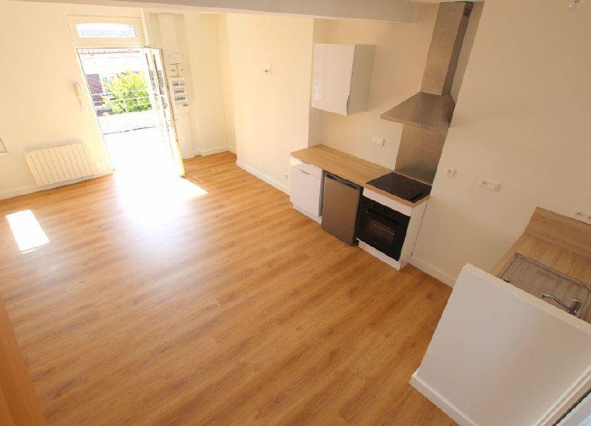 Appartement à louer 37.88m2 à Le Havre
