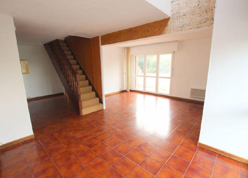 Appartement à louer 69.2m2 à Le Havre