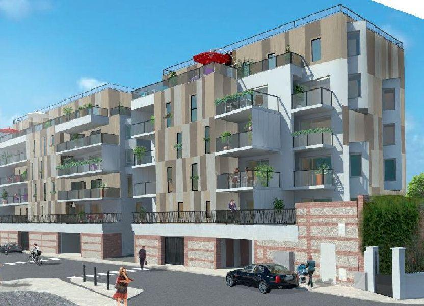 Appartement à louer 48.57m2 à Le Havre