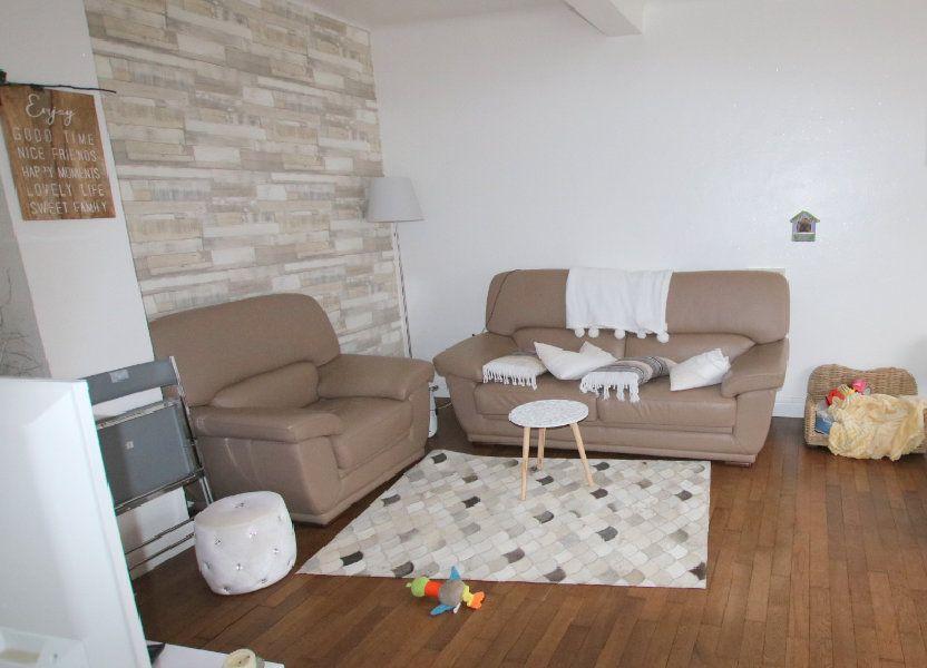 Appartement à louer 61.99m2 à Le Havre