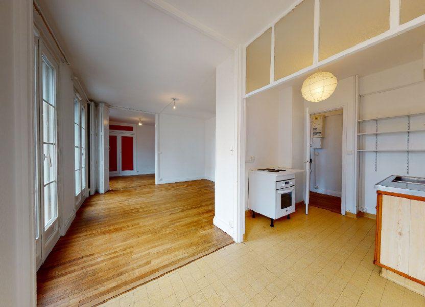 Appartement à louer 42.84m2 à Le Havre