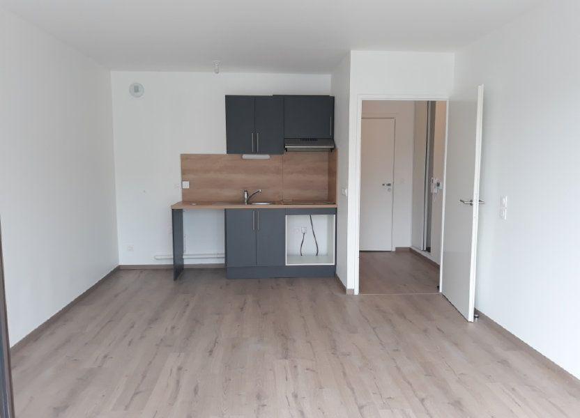 Appartement à louer 42.3m2 à Montivilliers