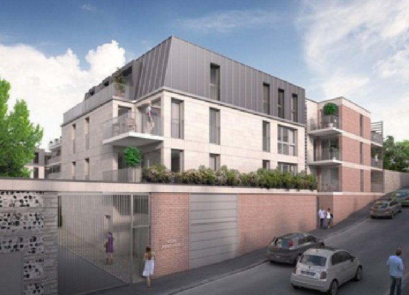 Appartement à louer 34.74m2 à Le Havre