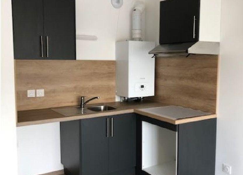 Appartement à louer 42.76m2 à Montivilliers