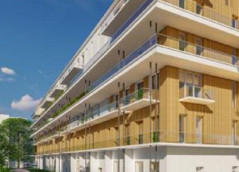 Appartement à louer 43m2 à Le Havre