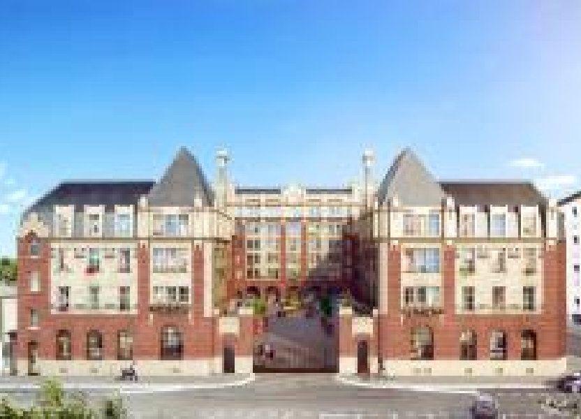 Appartement à louer 40.17m2 à Le Havre