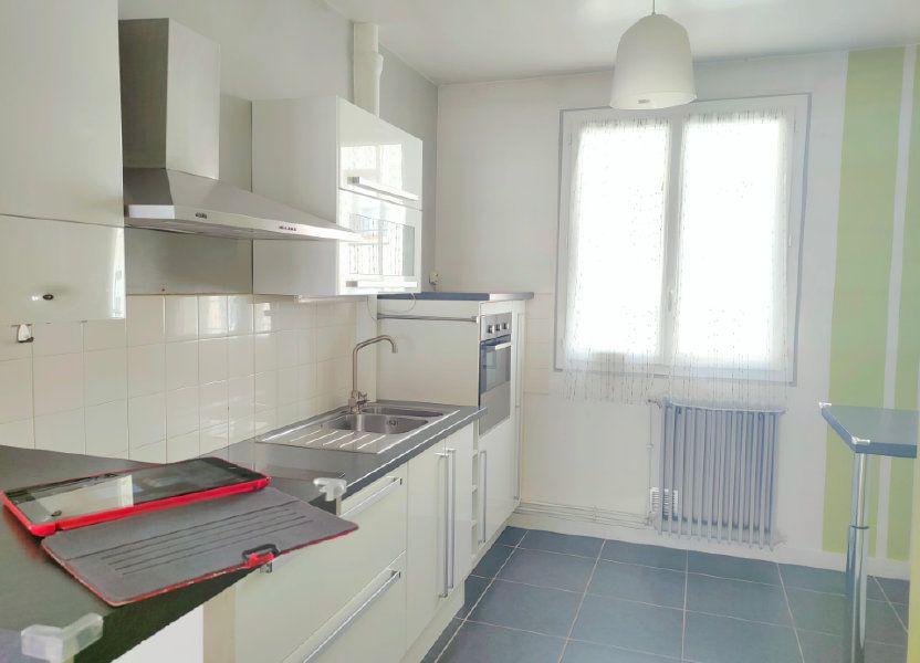 Appartement à louer 66.56m2 à Le Havre