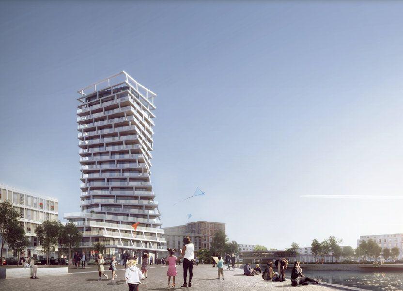 Appartement à vendre 48.1m2 à Le Havre