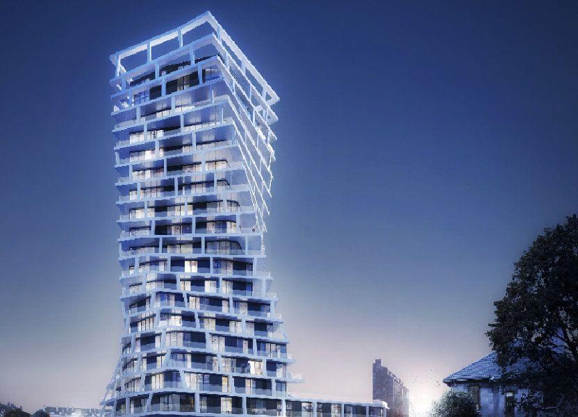 Appartement à vendre 40.5m2 à Le Havre