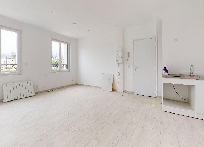 Appartement à louer 37m2 à Montivilliers