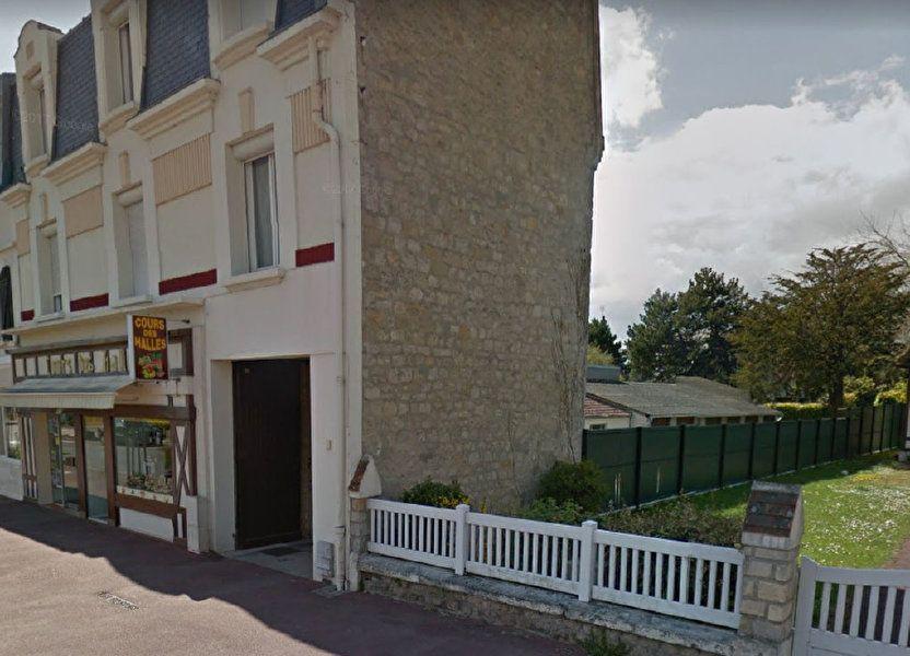 Stationnement à louer 15m2 à Merville-Franceville-Plage