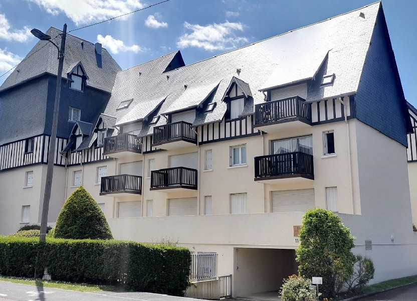 Appartement à vendre 37.42m2 à Cabourg
