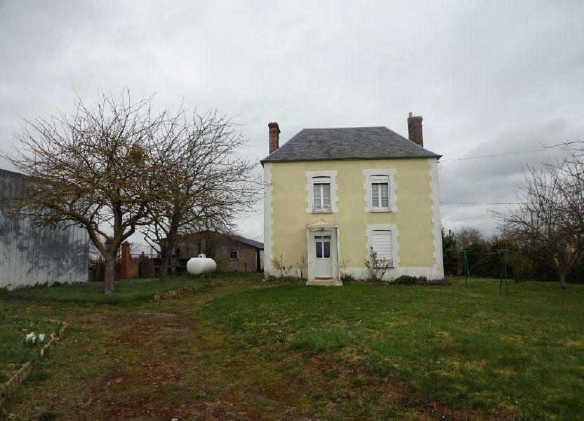 Maison à vendre 90m2 à Thiéville