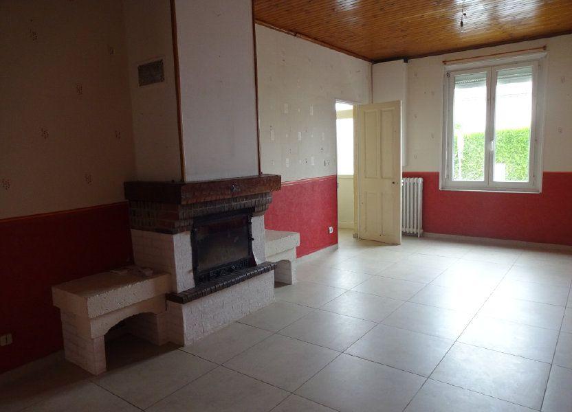 Maison à vendre 95m2 à Giberville