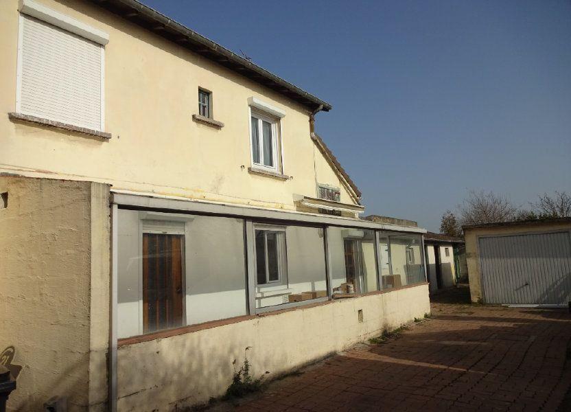 Maison à vendre 74m2 à Giberville