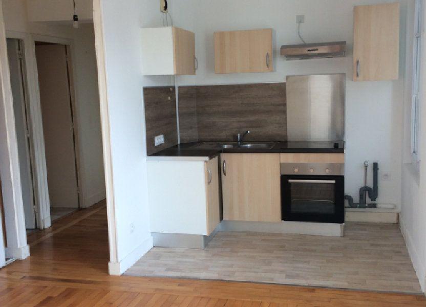 Appartement à louer 60.01m2 à Tours