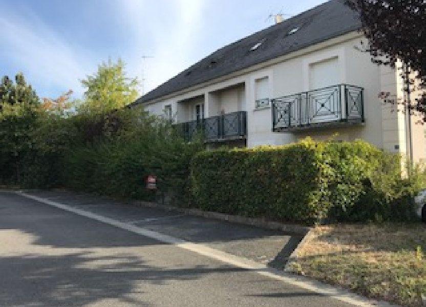 Appartement à louer 27.79m2 à Ballan-Miré