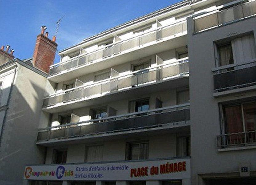 Appartement à louer 25.82m2 à Tours