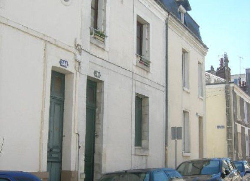 Appartement à louer 37.06m2 à Tours