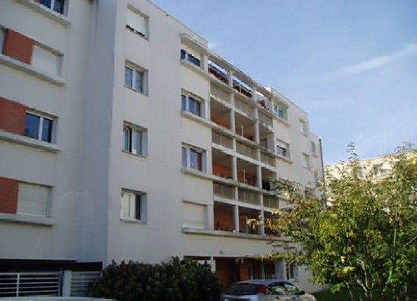 Appartement à louer 43.94m2 à Tours