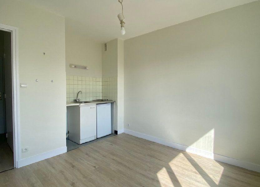 Appartement à louer 17.74m2 à Tours