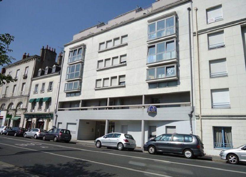 Appartement à louer 28.85m2 à Tours