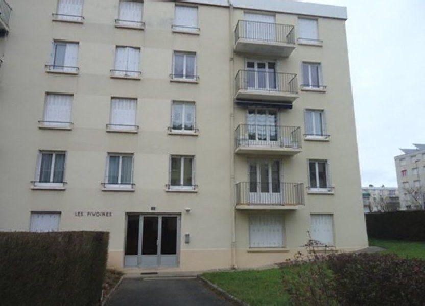 Appartement à louer 48.28m2 à Tours
