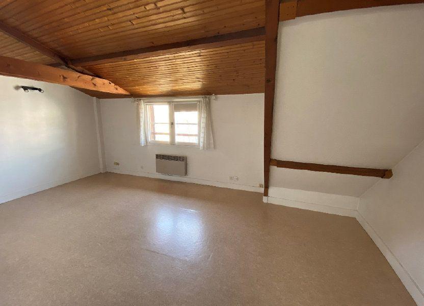 Appartement à louer 19.5m2 à Tours
