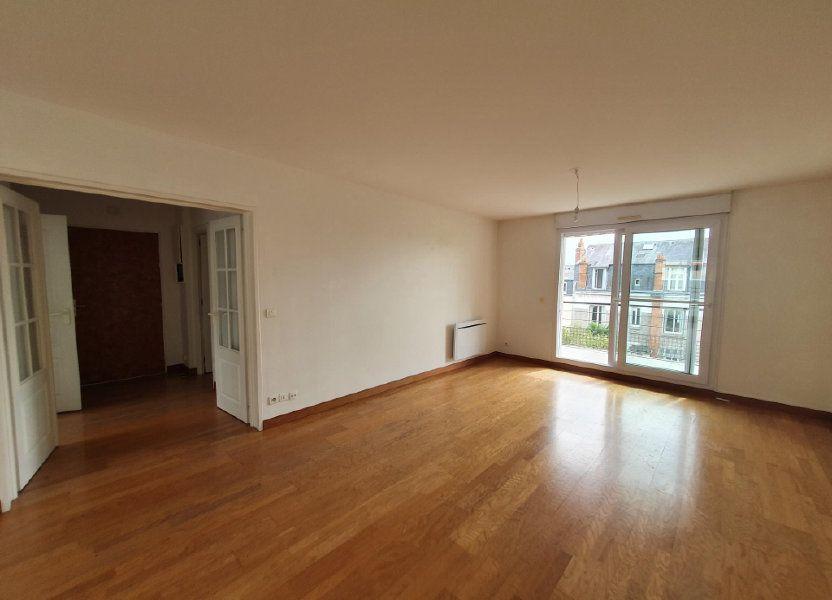 Appartement à louer 102.01m2 à Tours