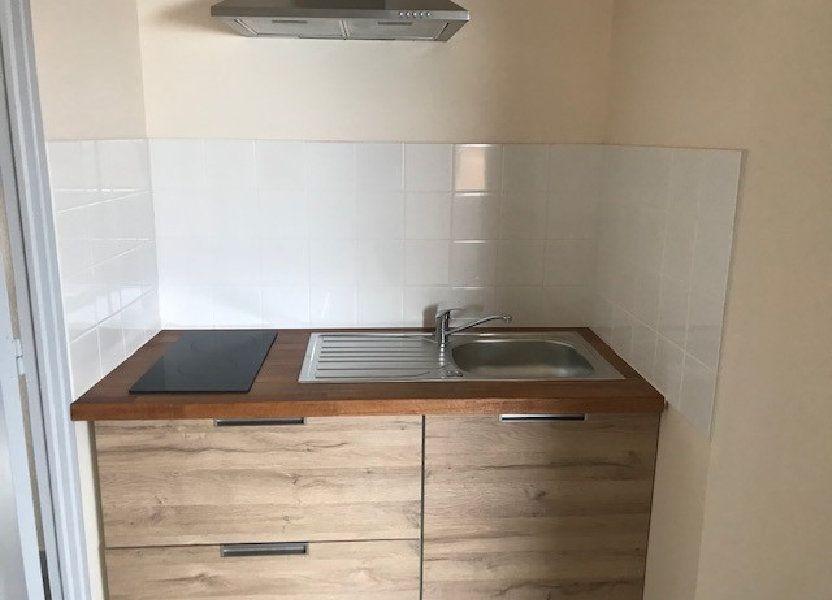 Appartement à louer 18.4m2 à La Membrolle-sur-Choisille
