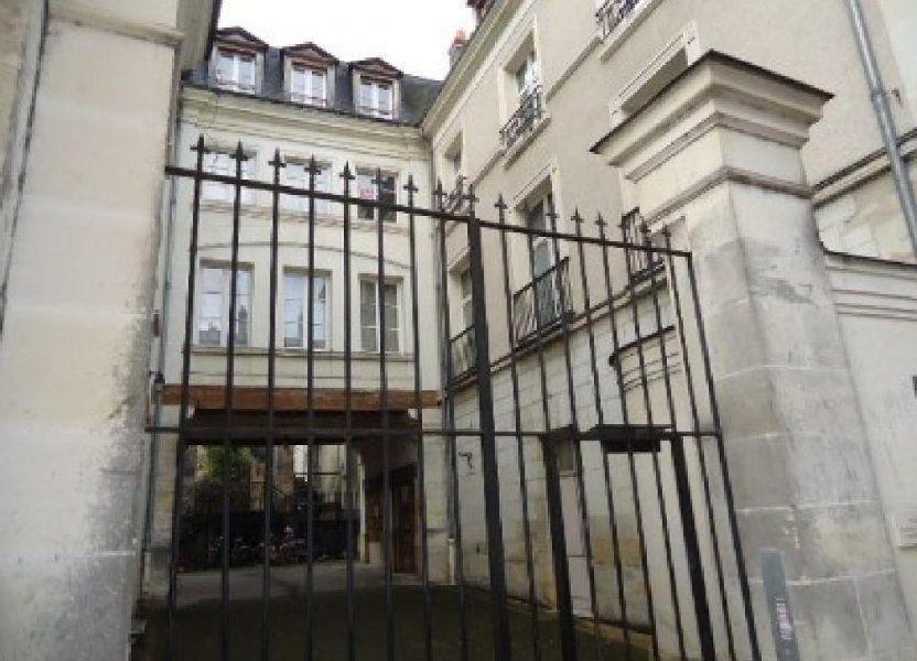 Appartement à louer 38.01m2 à Tours