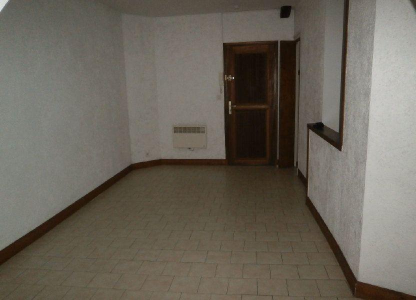 Appartement à louer 20.49m2 à Tours