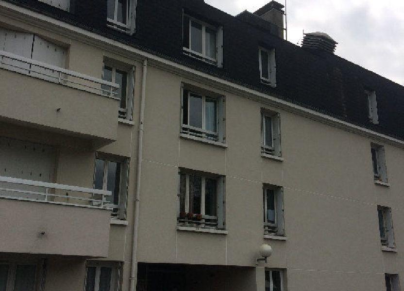 Appartement à louer 30.01m2 à Saint-Cyr-sur-Loire