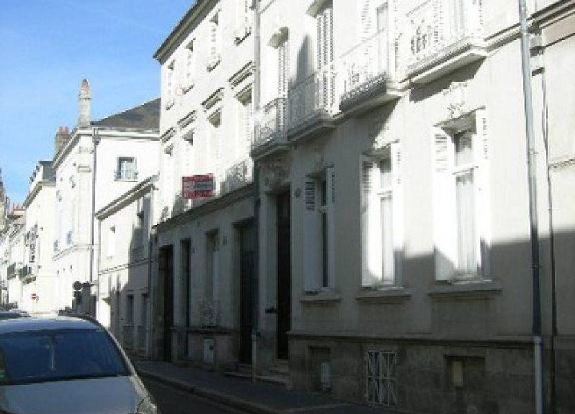 Appartement à louer 20.08m2 à Tours