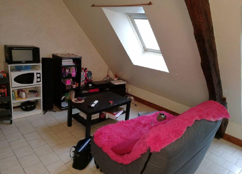 Appartement à louer 14.16m2 à Tours